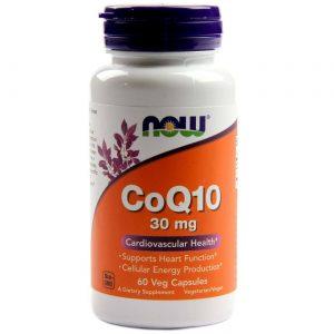 Против стареене Coenzyme Q10