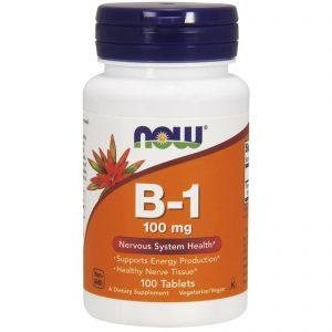 Витамин B Now Foods