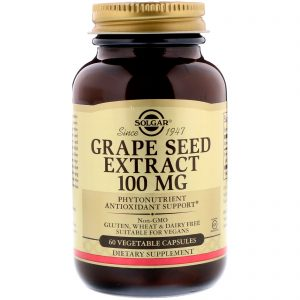 Алергии Grape Seed Extract