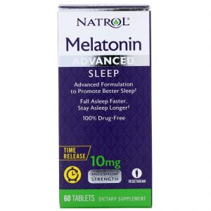 Стрес и сън Melatonin