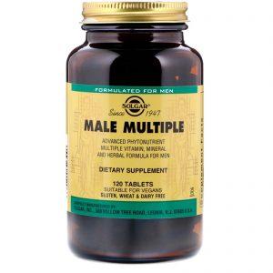 Витамини Male
