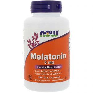 Стрес и сън Melatonin