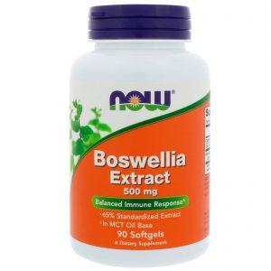 Билки и екстракти Boswellia