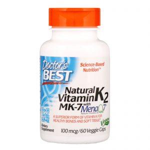 Витамин K Doctors Best