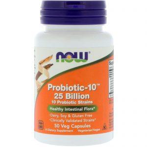 Пробиотици Now Foods