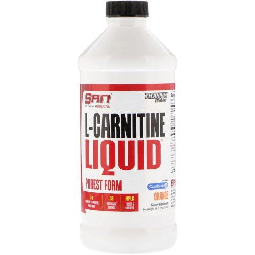 Аминокиселини Carnitine